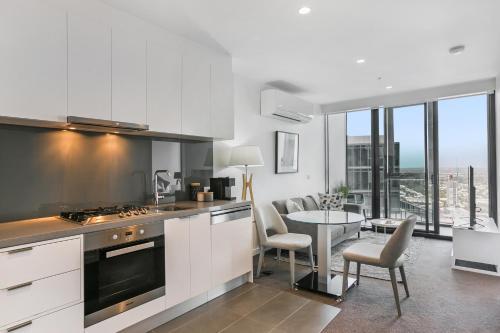 Serviced Apartments Melbourne Platinum South Melbourne