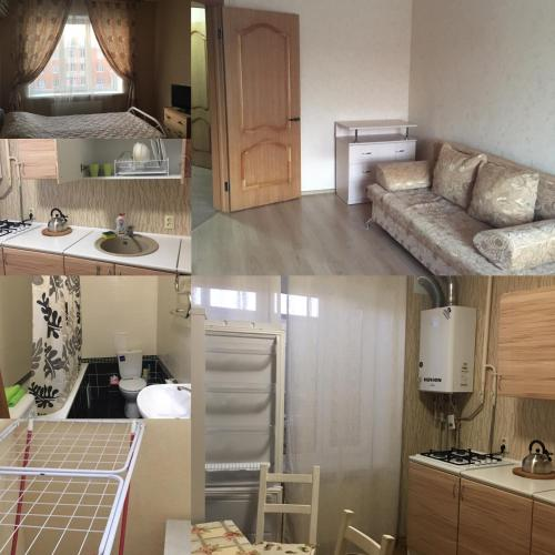 Apartment on Tselinogradskaya 4/2 k 3