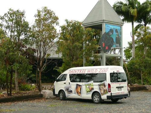 Daintree Wild Bed & Breakfast