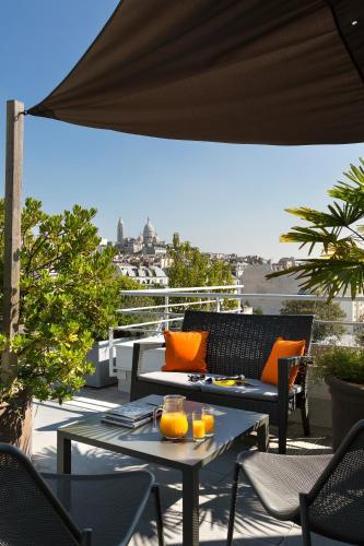 citadines montmartre paris h tel 16 avenue rachel 75018 paris adresse horaire. Black Bedroom Furniture Sets. Home Design Ideas