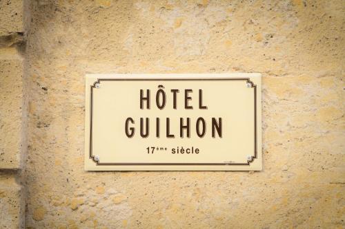 L'Hôtel Particulier Guilhon