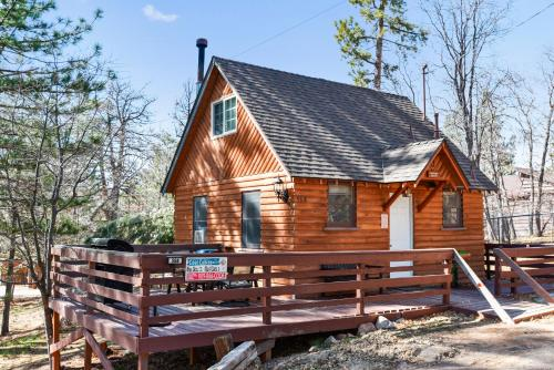Property Image#15 A Honeymooneru0027s Hideaway By Big Bear Cool Cabins
