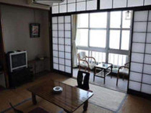 Economy Japanese-Style Room with Shared Bathroom and Toilet