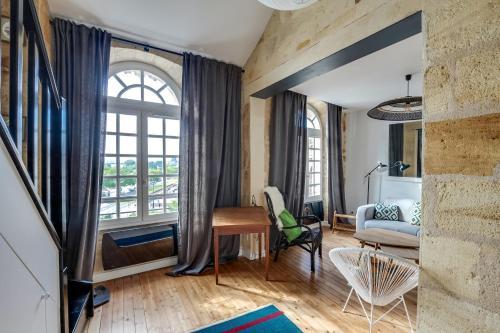 Duplex Vue Garonne