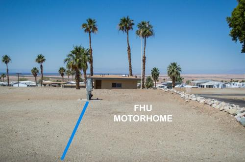 Full Hook-Up Motorhome SITE ONLY