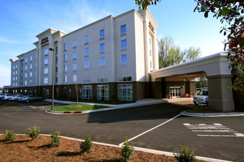 Hampton Inn & Suites Charlotte-Airport NC, 28214