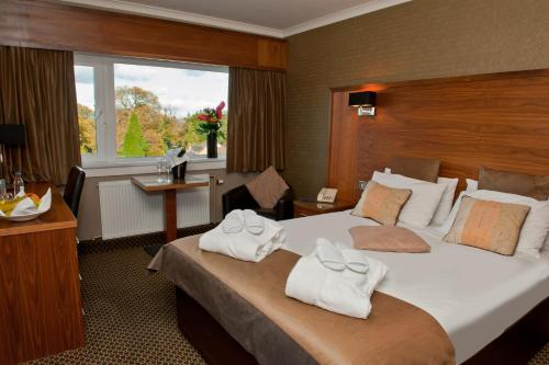Photo of Best Western Park Hotel Hotel Bed and Breakfast Accommodation in Falkirk Falkirk