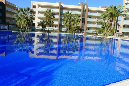 Apartamento con Vistas a la pileta (Apartment with pool view)