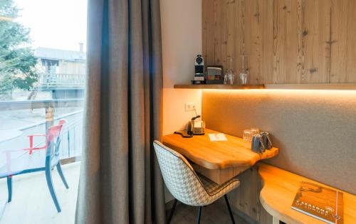 Suite de 1 dormitorio con sauna - Anexo (One-Bedroom Suite with Sauna - Annex)
