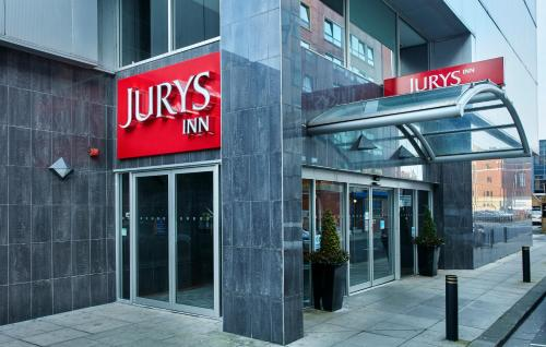 Stay at Jurys Inn Middlesbrough