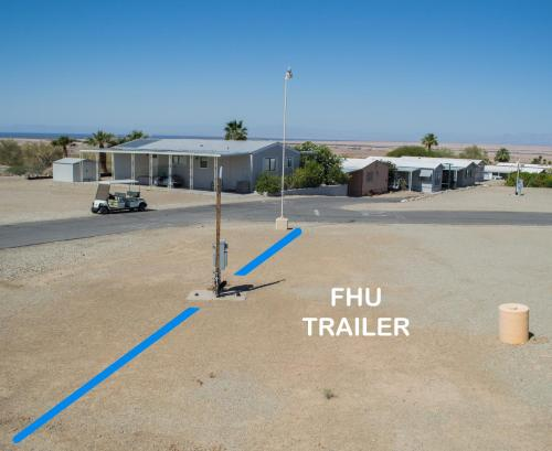 Full Hook-Up Trailer SITE ONLY