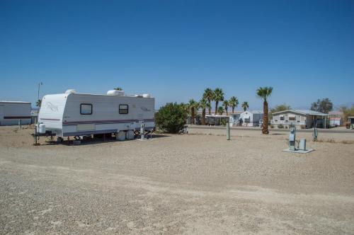 Standard RV SITE ONLY (Full Hook Up)