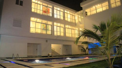 HotelHôtel Ahoefa King Salomon Garden