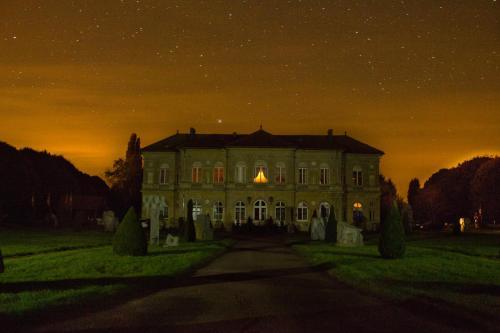 Chambres d'Hôtes Château de Sérans - Atelier Balias