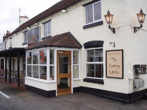Photo of The Leaking Well Hotel Bed and Breakfast Accommodation in Dunhampton Worcestershire