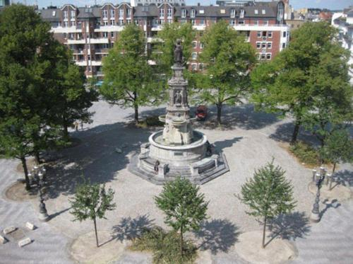 Gästezimmer am Hansaplatz in Hamburg