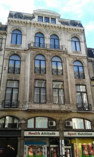 Apartment grand place lombard apartments brussels for Lombard place