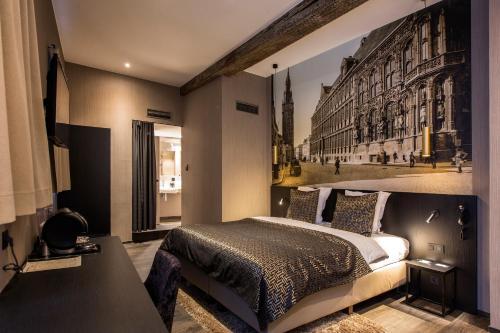 Foto's van Charme Hotel Harmonyin Gent