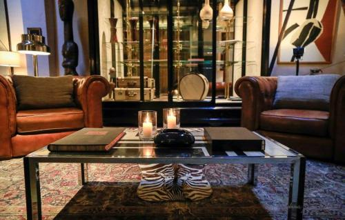 Eclectic Space In Florence