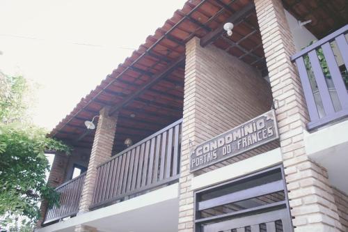 Condomínio Portais do Francês- Apto - PRAIA DO FRANCÊS/AL