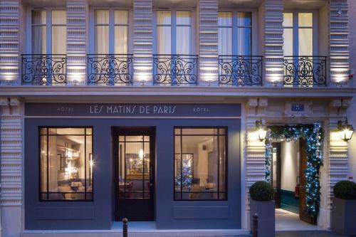 Les Matins de Paris & Spa