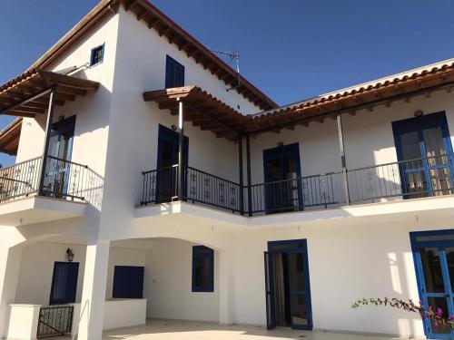 Traditional Miltos Villa