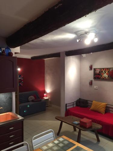 Studio Rue du Jésus