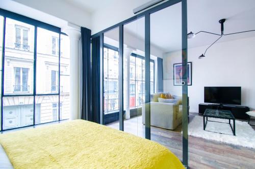 Dreamyflat - Loft center of Paris