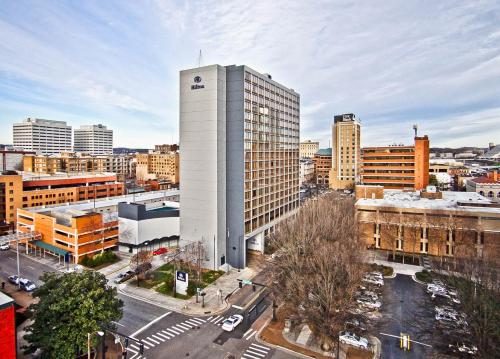 Hilton Knoxville Tennessee