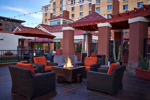 Hilton Garden Inn Scottsdale Old Town Scottsdale Az United States Overview