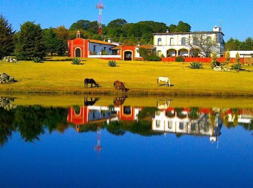 Hacienda De La Luz Boutique & Mountain Park Resort