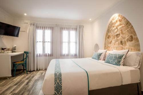 Superior Double Room with Bath Hotel Abaco Altea 2