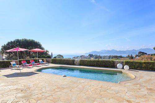 Villa Croix Des Gardes - Cannes
