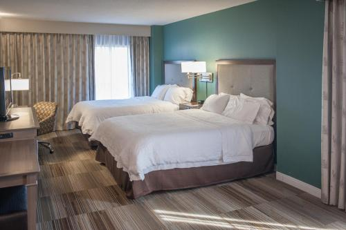 Hampton Inn & Suites New Orleans-Convention Center