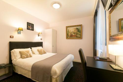 Prince monceau h tel 9 rue tarbe 75017 paris adresse for Hotels 75017
