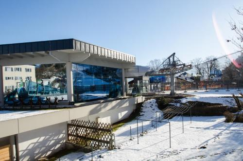 Apartment Ski in/Ski out CityXpress Zell am See