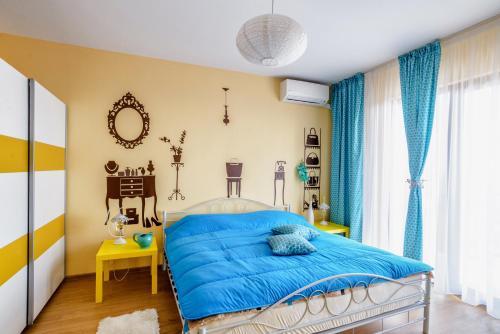 Galata Residence, Warna
