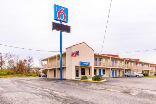 Motel 6 Mount Vernon