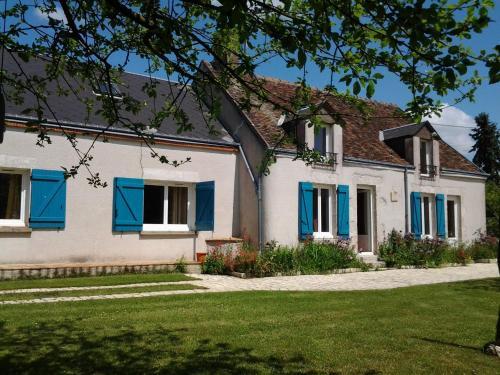 Longère aux portes de Chambord