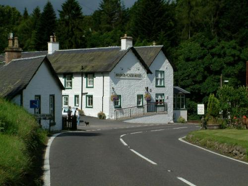 Photo of Bridge of Cally Hotel Hotel Bed and Breakfast Accommodation in Bridge of Cally Perth and Kinross