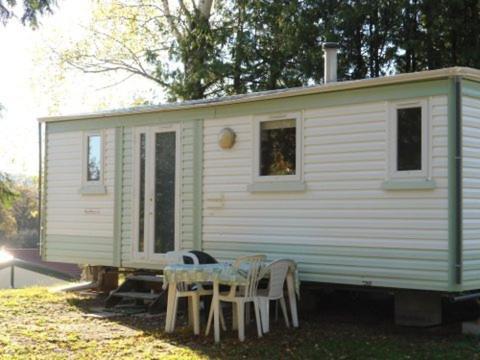 Mobil Home Camping La Perle Fourneaux