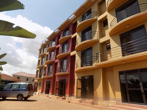 Olina Hotel and Apartments, Kampala