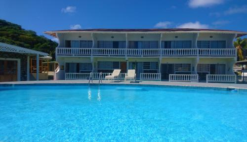 Kings Landing Hotel, Union Island