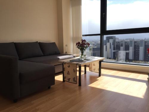 SSE Hydro modern apartment