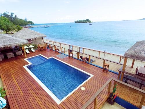 HotelVanuatu Beachfront Apartments