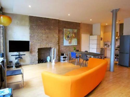 Trendy & Stylish Loft in Shoreditch