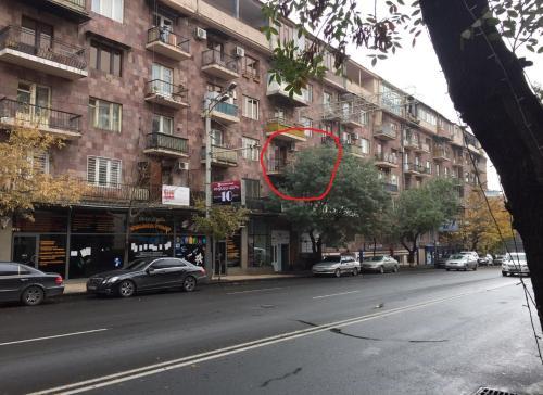 Апартаменты На улице Налбандяна