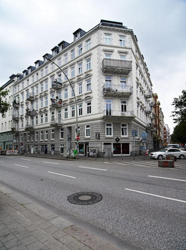 Gästezimmer auf St. Pauli in Hamburg