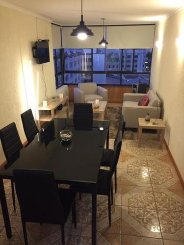 HotelDepartamento en Valparaíso con vista