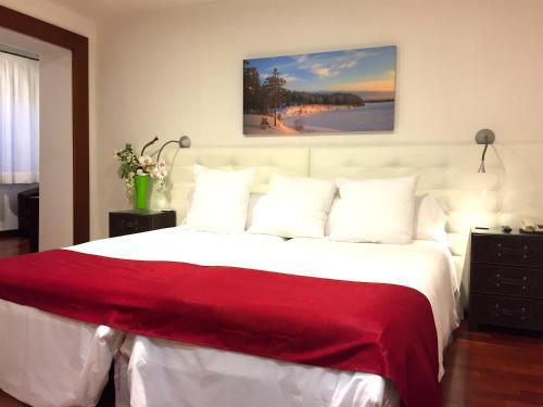 Habitación Doble Comfort con acceso al spa - 1 o 2 camas Hotel Del Lago 8